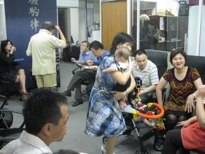 Dong Zhi Gathering December 2009