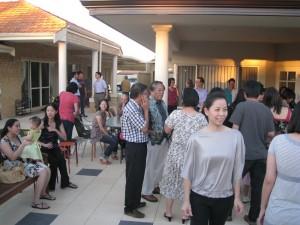 January 2010 New Year Gathering