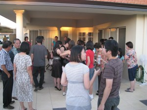 January 2010 New Year Gathering