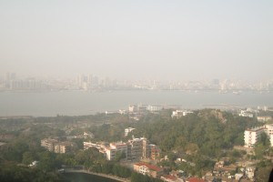 A view of Shantou City 汕头市风貌