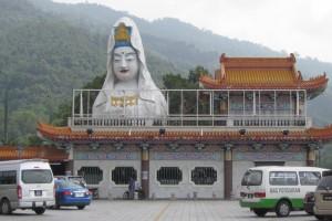 Kek Lok Si Temple Guanyin statue