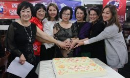 2016 Mothers Day members dinner gathering