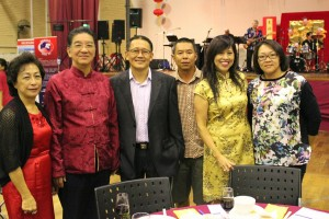 Chinese New Year Dinner and Dance 2015