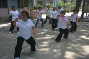 Cultural Experience in Chan Wu Centre, Guangzhou
